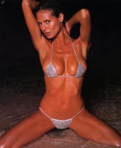 Heidi Klum Swimsuit