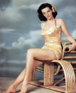 Jane Russell Swimsuit